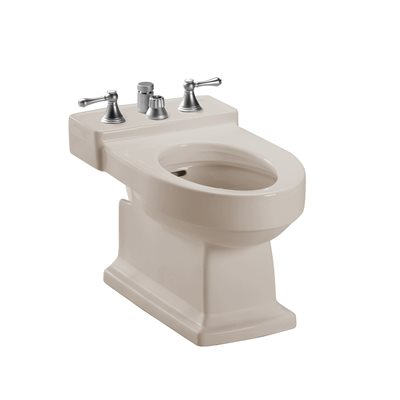 LLOYD BIDET VERTICAL SPRAY (SEDONA BEIGE)FINISH GOOD