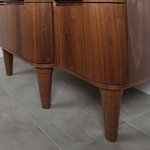 ELEGANZA Asscessory Natural Walnut