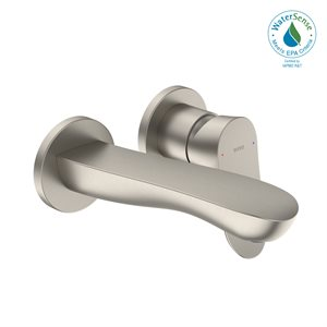 FAUCET,SINGLE LAV,GO(WM) 1.2GPM BRUSHED NICKEL