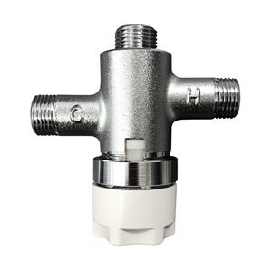 THERMOSTATIC MIXING VALVE 0.35 FOR LAVATORY FAUCET